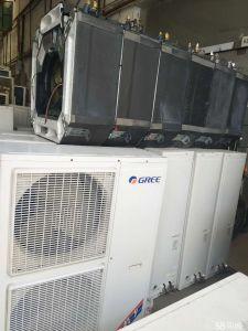 哈尔滨空调回收,哈尔滨中央空调回收,风管机空调回收,多联机空调回收
